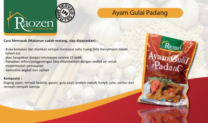 Ayam Gulai Padang