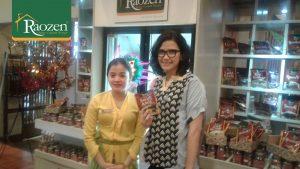 Dinda Kanya Dewi Raozen