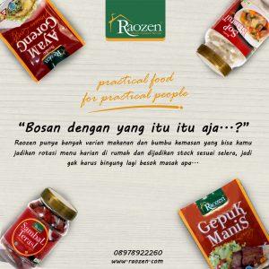 raozen produk